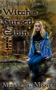 Cursed Cabin 300x480