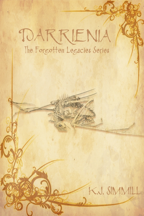 darrenia book cover final layered Multiple dragons Final